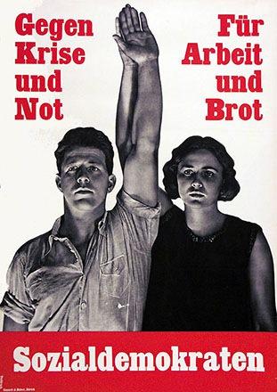 Senn Paul (Photo) - Sozialdemokraten