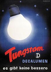 Kölla & Fischer - Tungsram - Decalumen