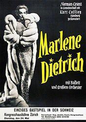 Anonym - Marlene Dietrich