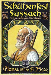Bachmann Alfred - Schützenfest Lyssach