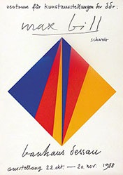 Bill Max - Bauhaus Dessau