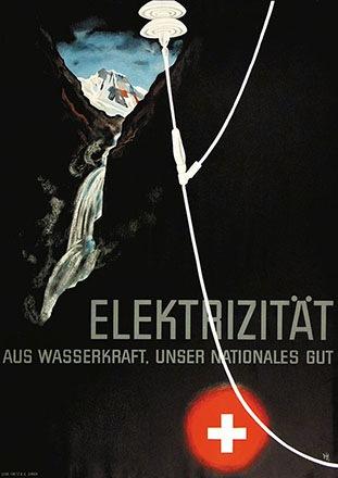 Diggelmann Alex Walter - Elektrizität
