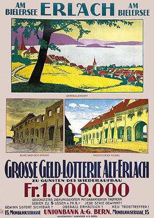 Gugger A. - Lotterie Erlach