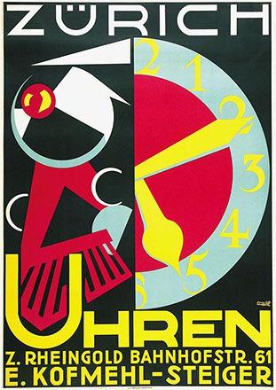 Huber Emil - Uhren