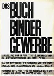 Keller Ernst - Das Buchbindergewerbe