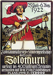 Scheller Emil - Jubiläumsschiessen Solothurn