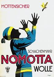 Saget Hubert - Nomotta