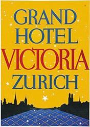 Kuhn Charles - Grand Hotel Victoria