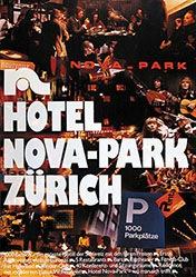 Anonym - Hotel Nova Park Zürich