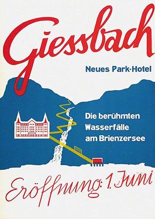 Anonym - Giessbach