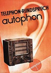 Ernst Otto - Autophon