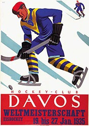Trapp Willi - Hockey-Club Davos