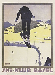 Kienzle Wilhelm - Ski-Klub Basel