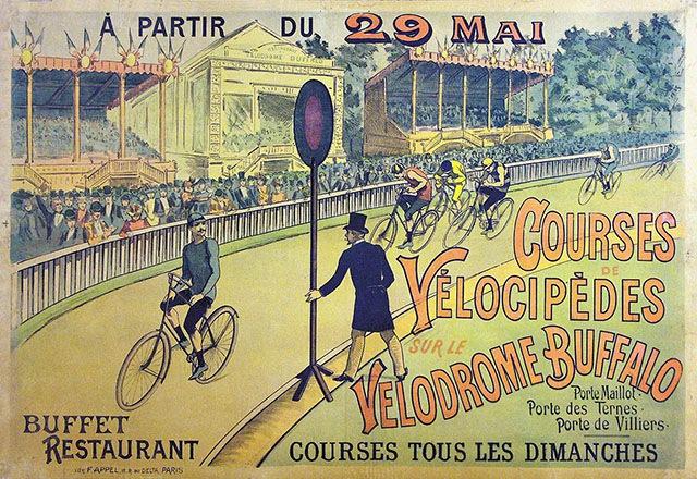 Anonym - Courses Vélocipédes