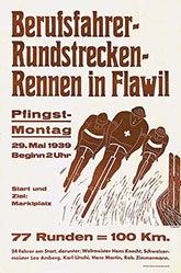 Baumann O. - Rundstrecken-Rennen