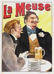 Anonym - Bières de la Meuse