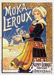 Schmidt (d'après) - Moka Leroux