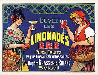 Anonym - Limonades B.R.B
