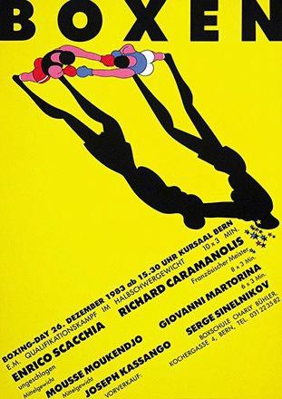 Kuhn Claude - Scacchia-Caramanolis