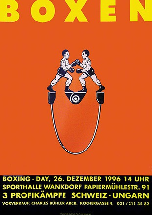 Kuhn Claude - Boxen