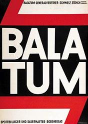 Baumberger Otto - Balatum