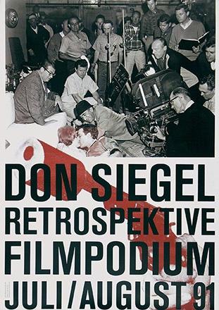 Brühwiler Paul - Don Siegel - Retrospektive