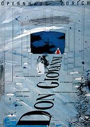Geissbühler Domenic K. - Don Giovanni