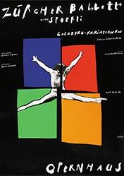 Geissbühler Domenic K. - Zürcher Ballett