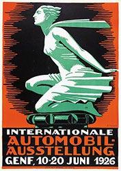 Courvoisier Jules - Automobil-Ausstellung Genf