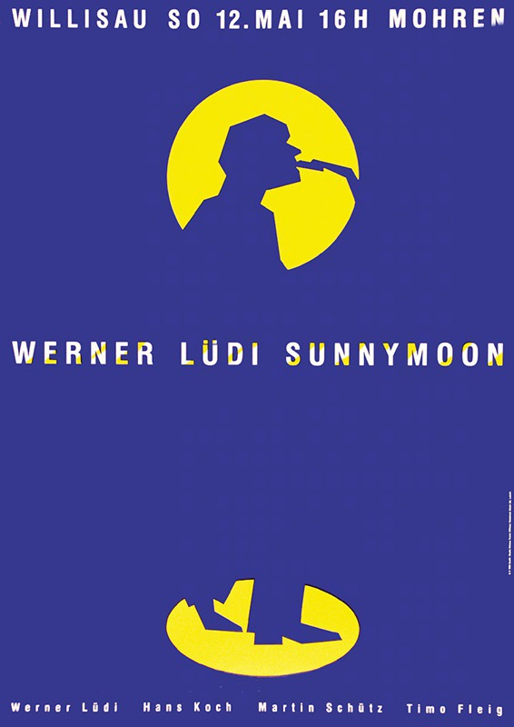 Werner Lüdi Sunnymoon - Serendipity