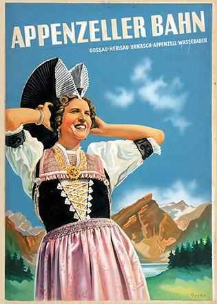 Gygax Franz - Appenzeller Bahn