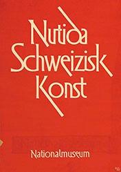 Käch Walter - Nutida Schweizisk Konst