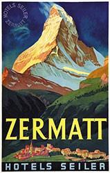 Moos Carl - Seiler Hotels Zermatt