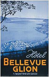Anonym - Hotel Bellevue Glion
