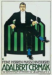 Burger Wilhelm Friedrich - Adalbert Cermak Zürich