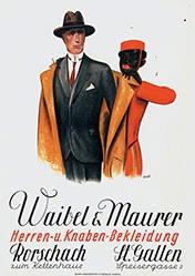 Böckli Carl - Waibel & Maurer