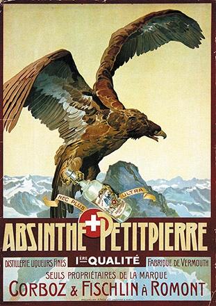 Anonym - Absinthe Petitpierre