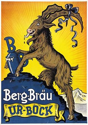 Anonym - Bergbräu