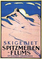 Burger Wilhelm Friedrich - Spitzmeilen-Flums
