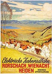 Burger Wilhelm Friedrich - Rorschach,Wienacht,Heiden