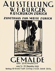 Burger Wilhelm Friedrich - Wilhelm Friedrich Burger