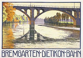 Colombi Plinio - Bremgarten-Dietikon-Bahn