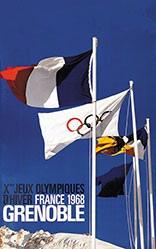 Constantin - Jeux olympiques d'hiver