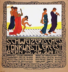 Beyer Hans - Schweizerisches Tonkünstlerfest