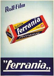 Anonym - Ferrania Rollfilm