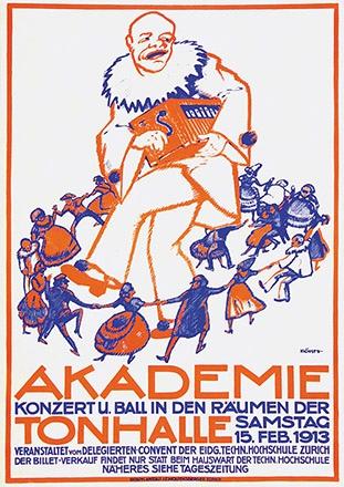 Böhm - Akademie Tonhalle