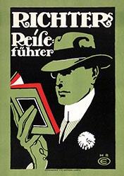 Erdt Hans Rudi - Richters Reiseführer