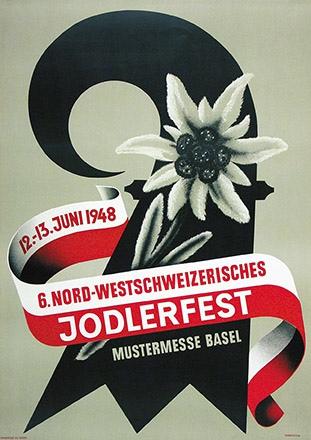 Handschin Johannes - Jodlerfest