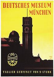 Hohlwein Ludwig - Deutsches Museum München