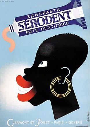 Leupin Herbert - Sérodent